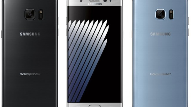 Galaxy Note 7 İncelemesi